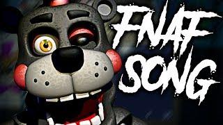 NateWantsToBattle: Madness [FNAF LYRIC VIDEO] FNaF 6 Song 2017 Video
