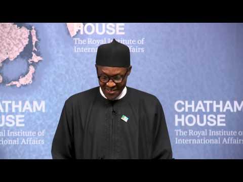 Meet The New President Of Nigeria