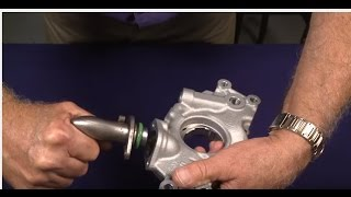 GM LS Oil Pump Screen Tube O Ring Installation Tips from Melling