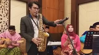 Getaran Jiwa - Saxophone Instrumental With Eizaz Azhar