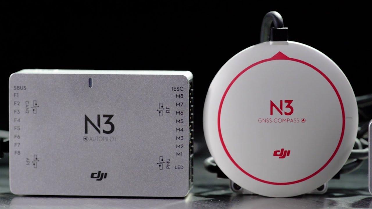 DJI N3 Autopilot System w/ GPS