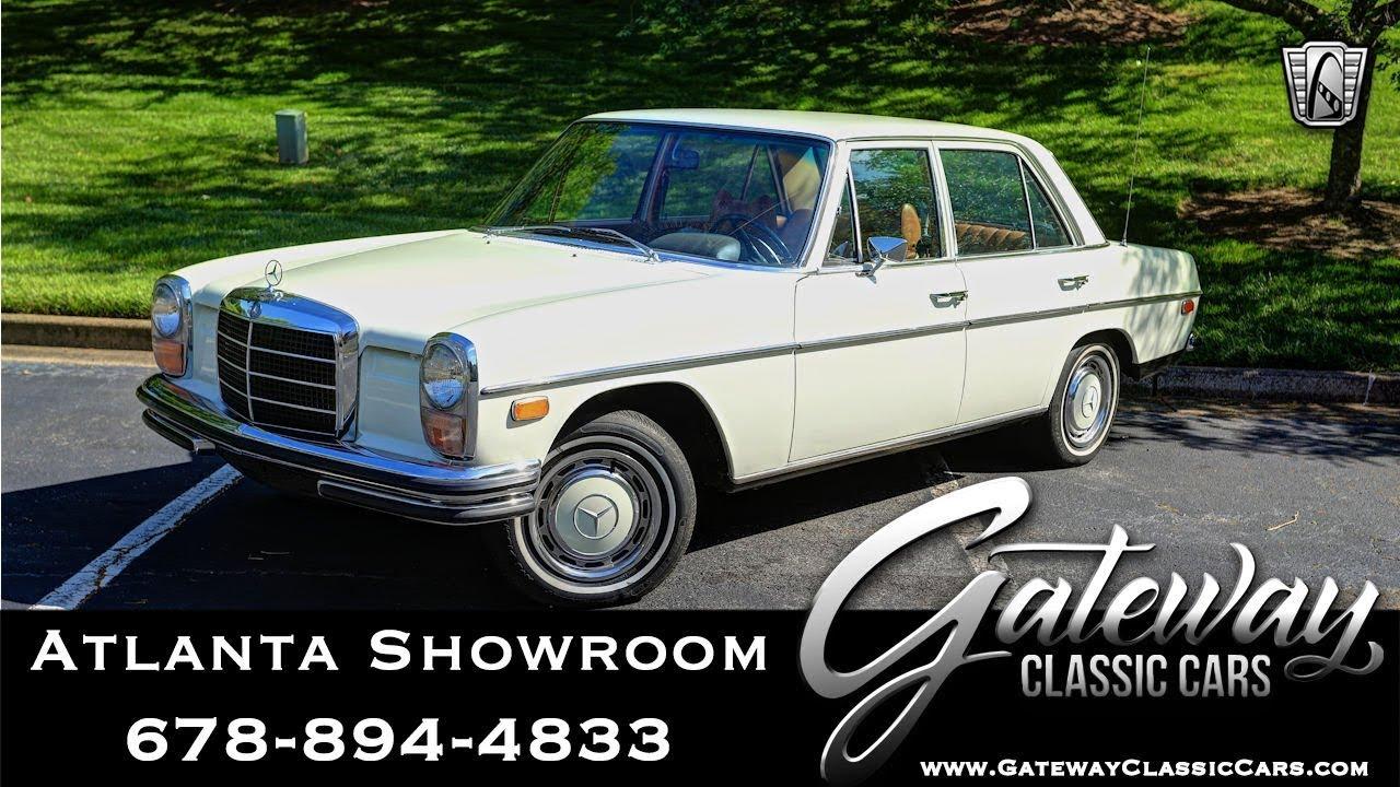 1969 Mercedes-Benz 250 - Gateway Classic Cars of Atlanta #1114