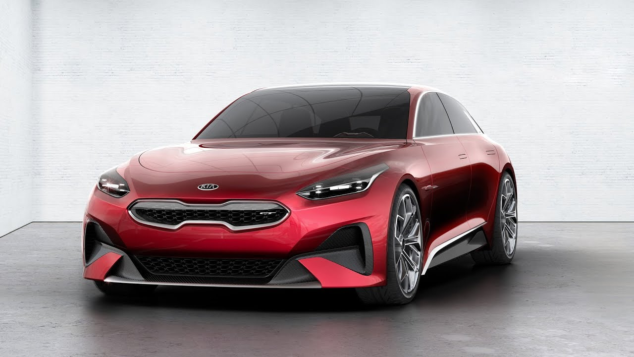Kia proceed concept exterior interior presentation on iaa frankfurt 2017 1001cars