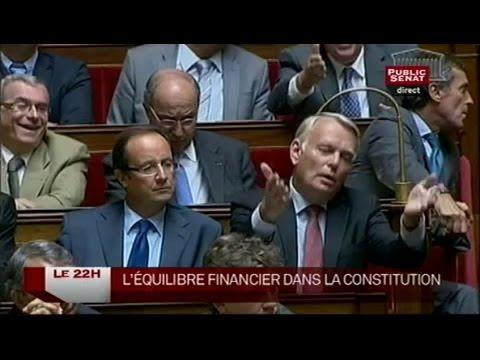 Dvid Assouline, Jean Desessard, Yves Pozzo di Borgo et Philippe Dominati - Le 22H (16/03/2011)