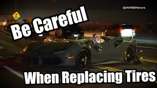 rental-ferrari-flips-in-ca-with-bad-tires