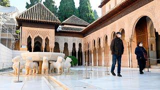 Vuelve la Alhambra: reabre el monumento por segunda vez en el año