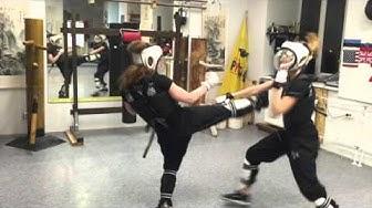 108 technics in kongsao ( Wing Tchun Free Fight )