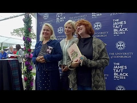 Winners of the James Tait Black Prizes 2017