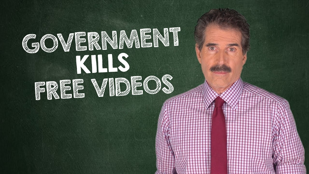 Stossel: Entrepreneur Saves Free College Courses from Government Ban