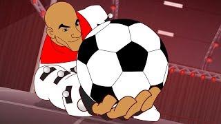 Supa Strikas | Spinner Takes All | Soccer Cartoons for Kids | Sports Cartoon