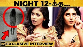 SHOCKING: Real Life Ghost Experience! -Anjali Narrates LIVE பேய் Moment!   SS 106