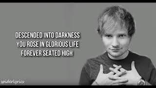 Download Lagu Ed Sheeran - This i Believe (Lyrics) mp3