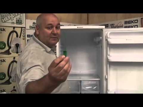 Как устранить накопление воды в холодильнике