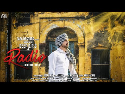 Radio | (Teaser ) | Deep D. R.G | New Punjabi Songs 2018 | Latest Punjabi Songs 2018