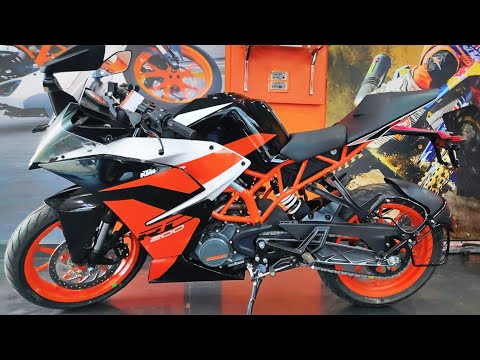 KTM RC 200 ABS || 2019 Update || Entry-Level Sportsbike ??? Full review