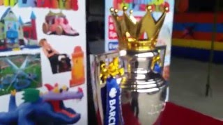Video Airmax Inflatables - Replica Premier League Trophy download MP3, 3GP, MP4, WEBM, AVI, FLV Oktober 2018