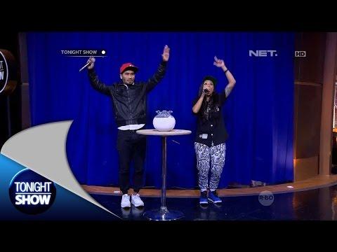 JFlow Dan Dan Yacko Ditantang Menyanyikan Lagu Dangdut Versi Hip Hop - Tonight's Challenge