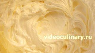 Самый простой масляный крем - Рецепт Бабушки Эммы(Рецепт - Самый простой масляный крем от http://videoculinary.ru Бабушка Эмма делится Видео-рецептом Самого простого..., 2014-11-22T16:05:19.000Z)