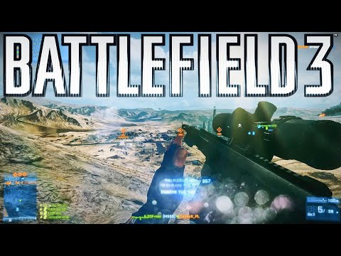 This is why people still play Battlefield 3 all these years later! |