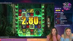 MASSIVE WIN ON VOODOO GOLD | ELK STUDIO SLOTS