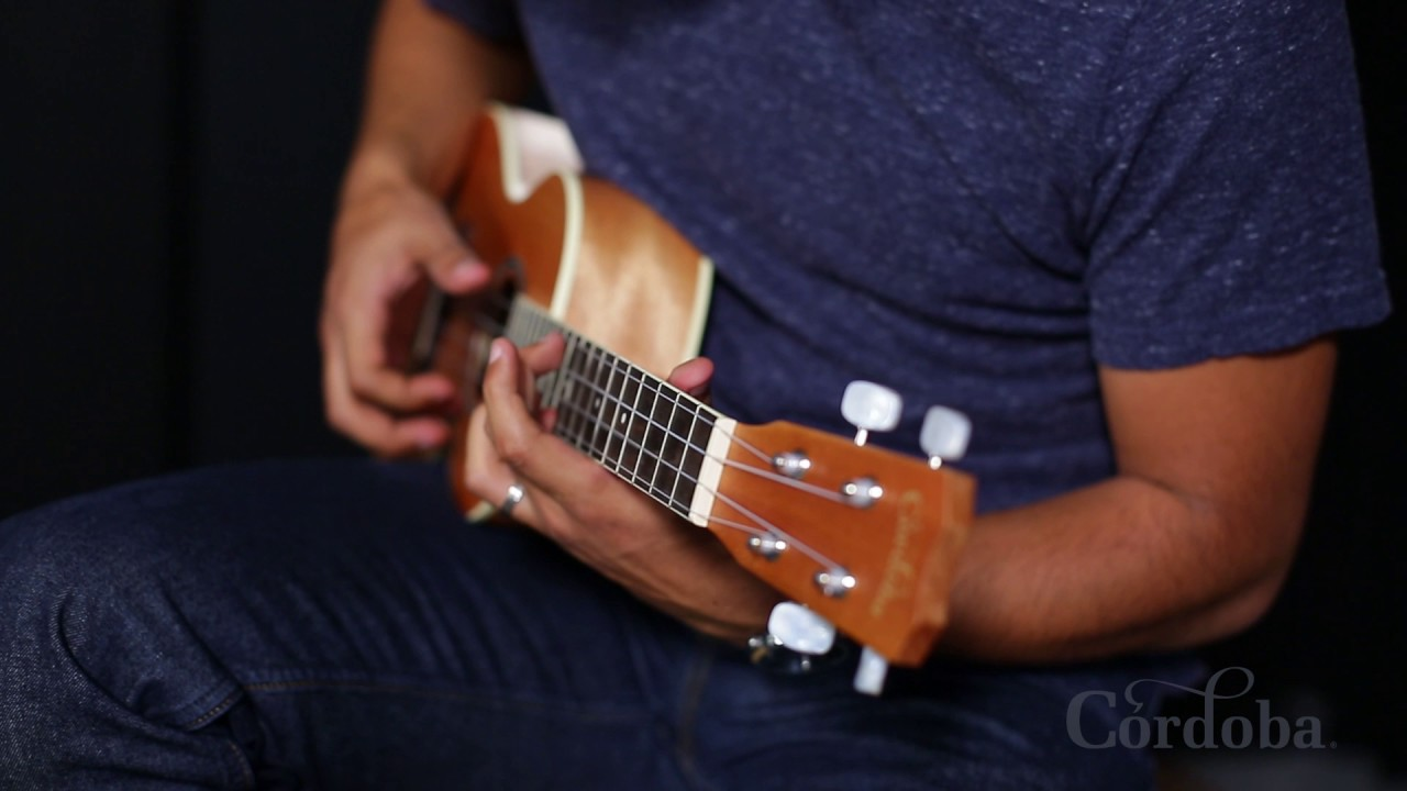 Cordoba 15tm ukulele demo by carlos gallardo candia youtube - Carlos cordoba ...