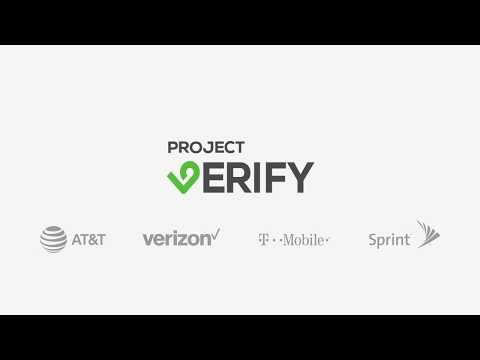 US carriers introduce Project Verify to replace individual