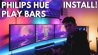 Download Philips Hue Play Led Light Bars Works With Razer