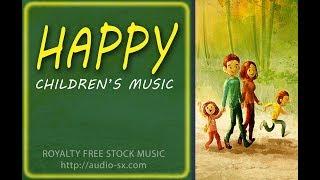 HAPPY / Children background music / Kids instrumental music by Synthezx