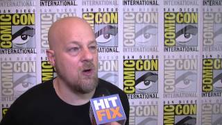 Comic Con 2013 - Hannibal - David Slade Interview
