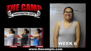 Modesto Weight Loss Fitness 12 Week Challenge Results - Saphorn Ny Cheng