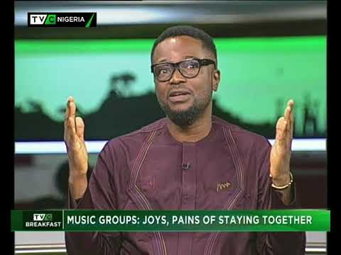 TVC Breakfast September 22nd | Music Groups: Joys, pains of staying together