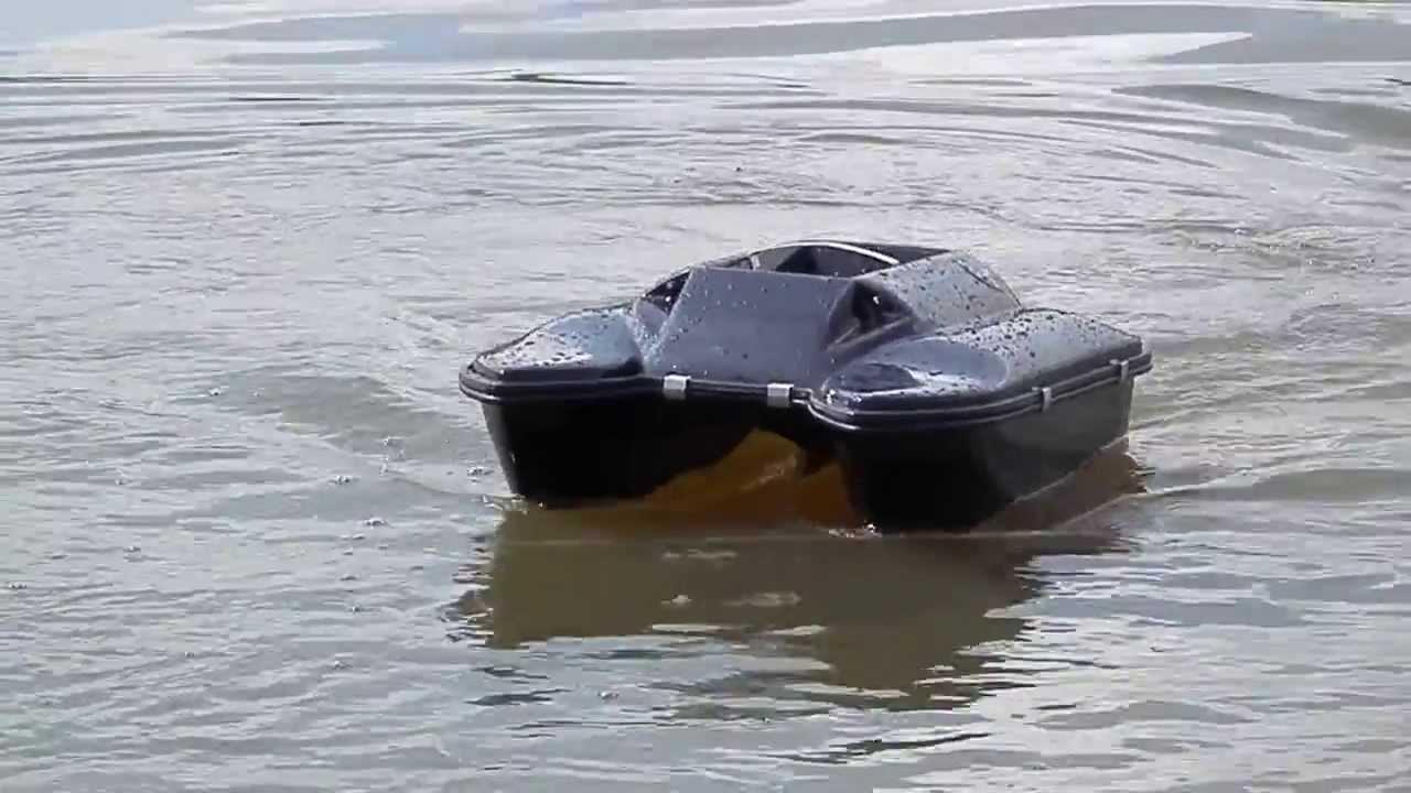 bateau amorceur vdrone