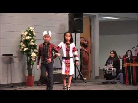 Kids Fashion Show 70th CND Grand Rapids, MI