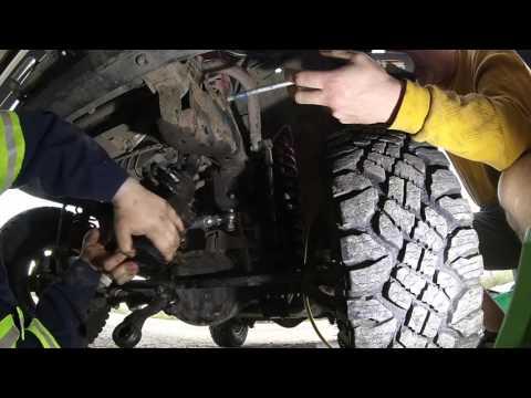 DIY Jeep TJ XJ Power Steering Box Replacement