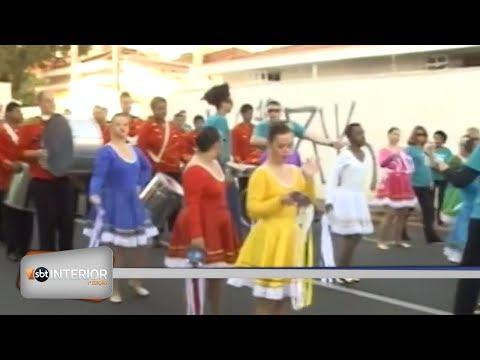 Desfiles de 7 de Setembro acontecem em toda a região