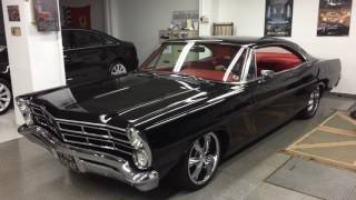 1967 Ford Galaxie Hot Rod
