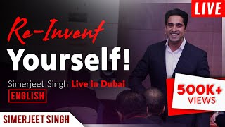 Motivational speaker dubai simerjeet singh - keynote preview