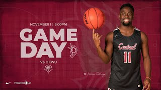 MBB: Oklahoma Wesleyan University at Central Christian College of the Bible - 11/1/2019