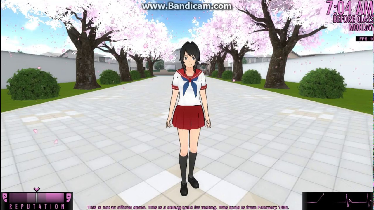 Yandere Simulator Skins 5 Custom Uniform Youtube