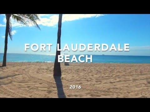 Fort Lauderdale Beach 2016 - Phantom 4