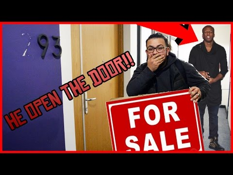 I PUT SIDEMEN HOUSE ON SALE!!!! *Calfreezy Came Out*