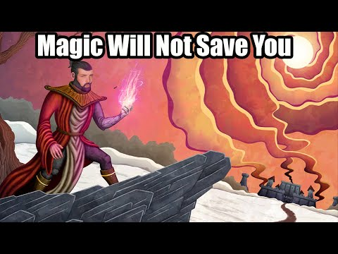 Fictorum: Magic Is Not Your Friend |