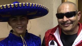 MAYWEATHER'S NEW PROTEGE: DANNY GONZALEZ
