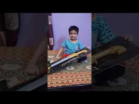 Bahubali 2 sword by shaurya k. Dixit