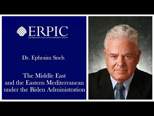 The Middle East and the Eastern Mediterranean under the Biden Administration