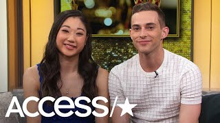 Adam Rippon Talks Meeting Shawn Mendes & Britney Spears Being His Fan | Access