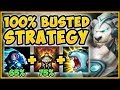 UHH RIOT? VOLI TOP STRAT GIVES +140% MOVEMENT SPEED?? VOLIBEAR S9 TOP GAMEPLAY! - League of Legends