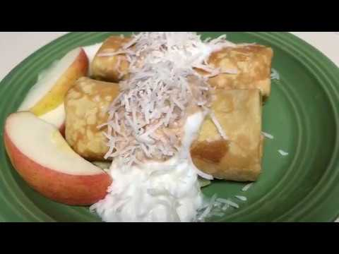 SCD Legal Cheese Blintzes Recipe with Homemade DCCC Farmer Cheese
