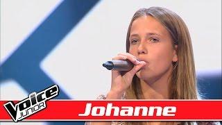 Johanne synger: Ariana Grande – 'Love Me Harder' - Voice Junior / Blinds