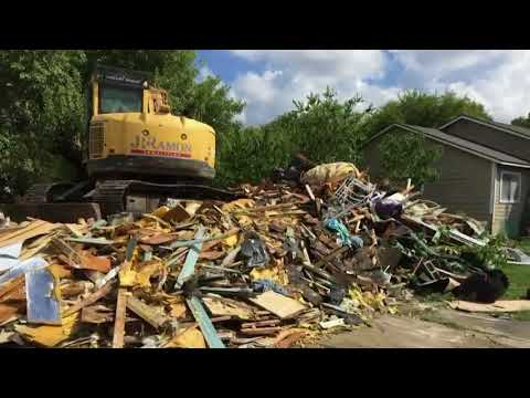 Drug house known for criminal activity on near-north side finally demolished